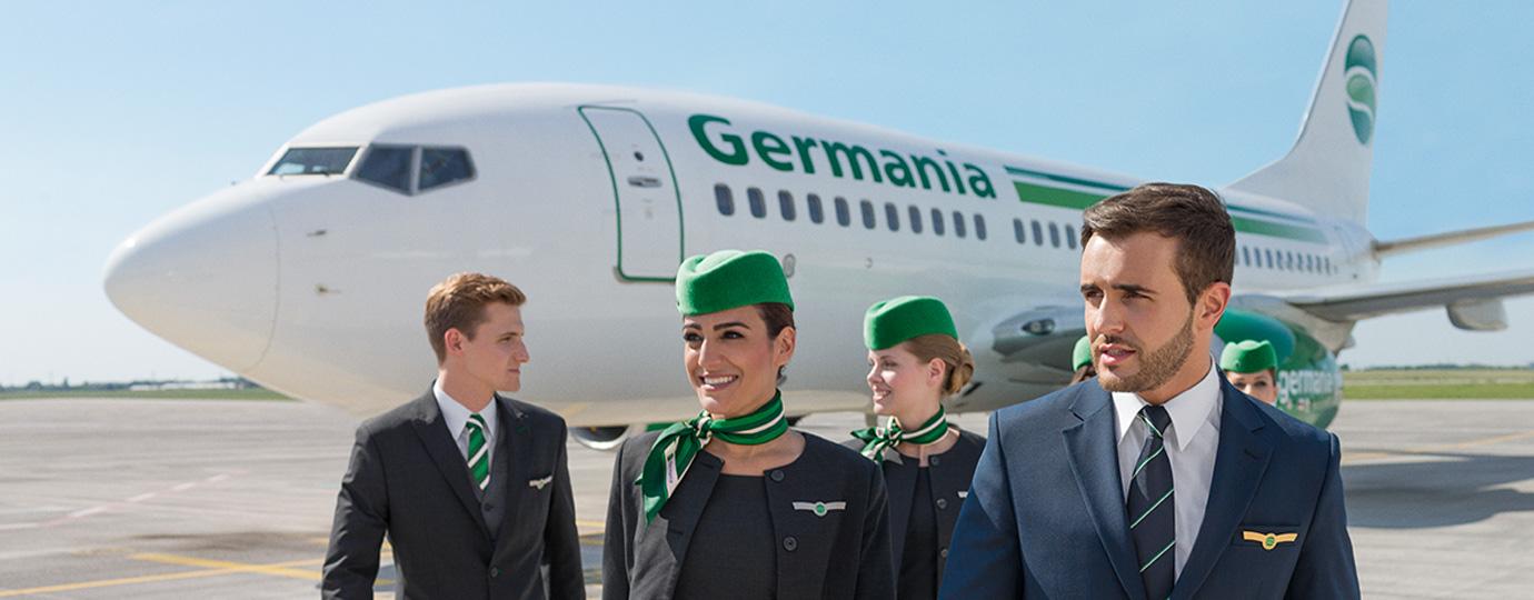 Germania Fluggesellschaft