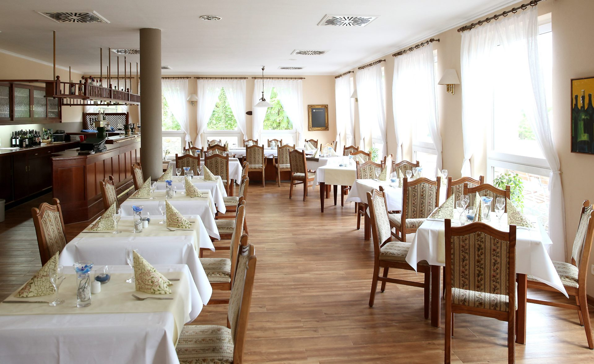 Sterne Hotel Mecklenburgische Seenplatte