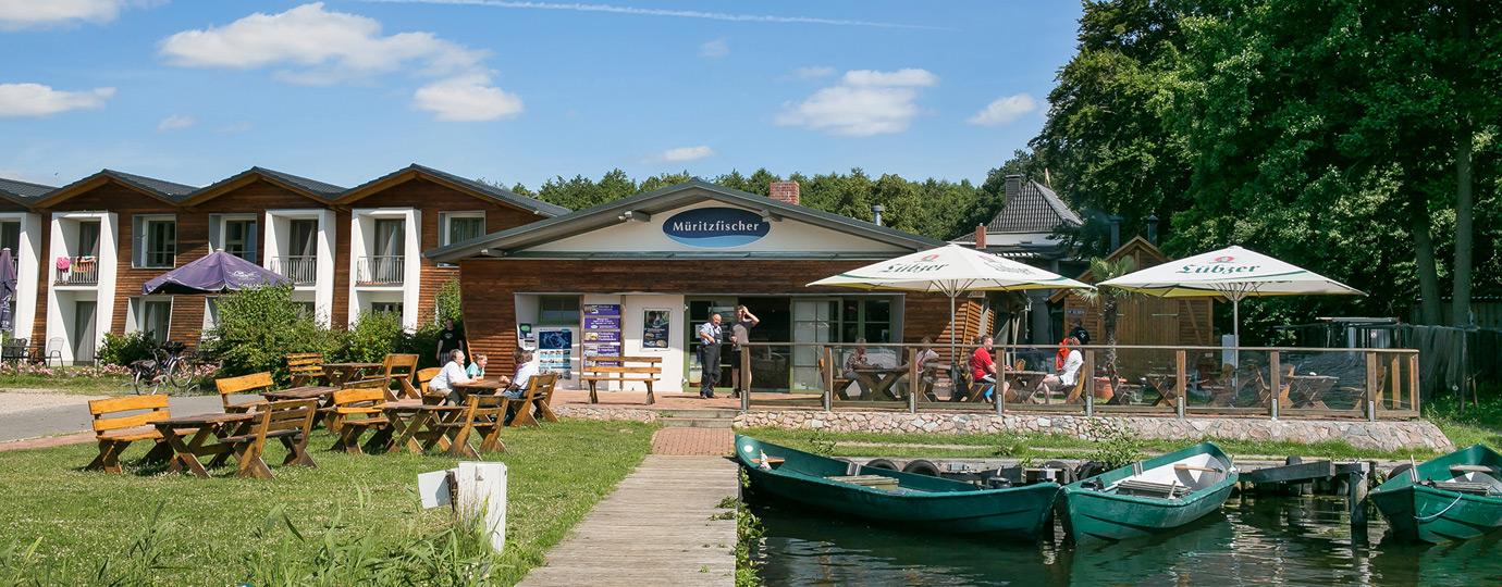 Fischerhof Eldenburg, Müritzfischer