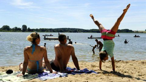 Woblitzsee: Camping- und Ferienpark Havelberge