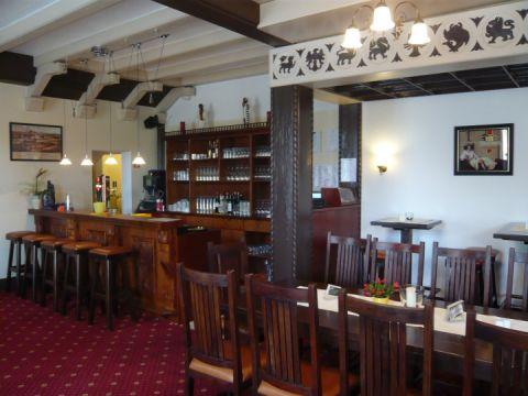 """Bar im Hotel """"Altes Gutshaus"""" Federow"""
