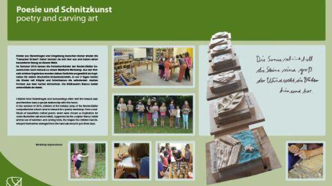Schülerausstellung Ivenack