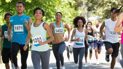 1. Müritz Marathon am 07.Juni 2015