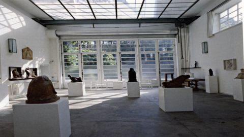Großes Atelier