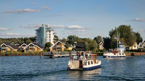 Hausboote - Hafendorf Müritz