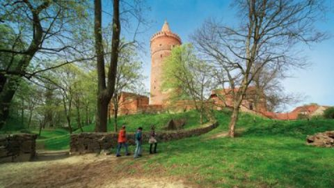 Tourist-Information Burg Stargard