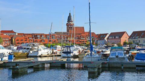 Waren_Mueritz_Stadthafen