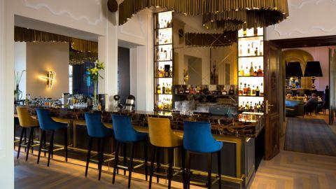 Bar 1842 im neuem Design