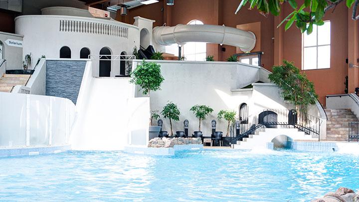 Spaßbad - Van der Valk Resort Linstow