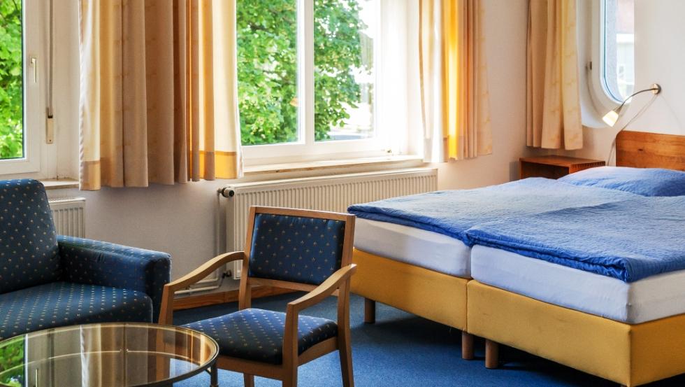 Hotel Garni Plau Am See