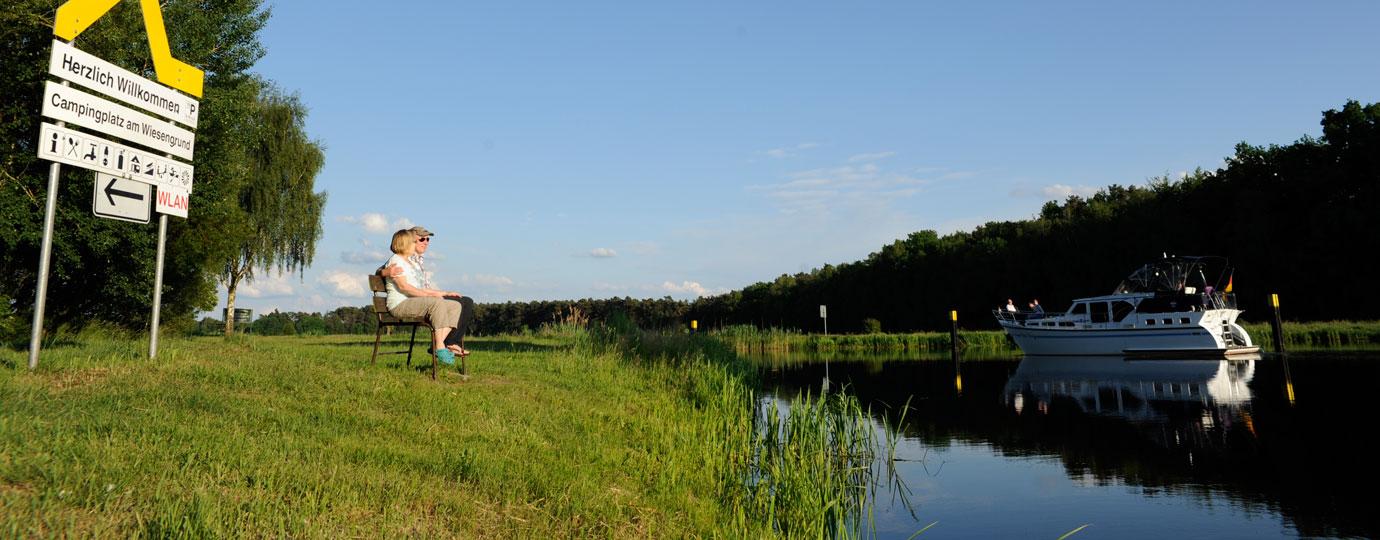 Gäste willkommen im Land der 1000 Seen, Mecklenburgische Seenplatte