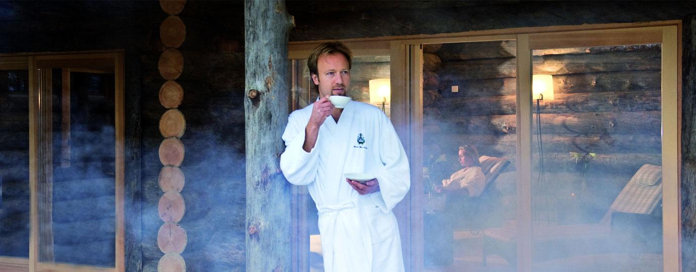 Wellness am Tollensesee im Hotel Bornmühle, Mecklenburgische Seenplatte
