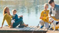 Familienurlaub an der Mecklenburgischen Seenplatte