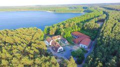 Luftbild - Familotel Borchard's Rookhus