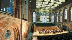 Konzertsaal in der Neubrandenburger Marienkirche, Mecklenburgische Seenplatte