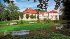 Witwensitz im Schloss Mirow, Mecklenburgische Seenplatte