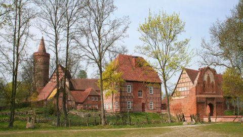 Burg Stargard Höhenburg