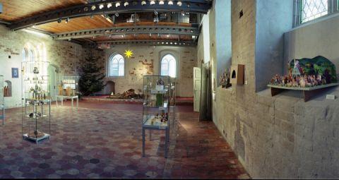 Innenansicht Norddeutsches Krippenmuseum Uwe_Seemann