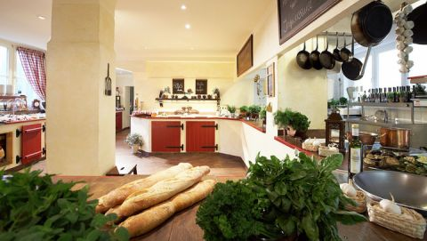 Country Kitchen - Familotel Borchard's Rookhus