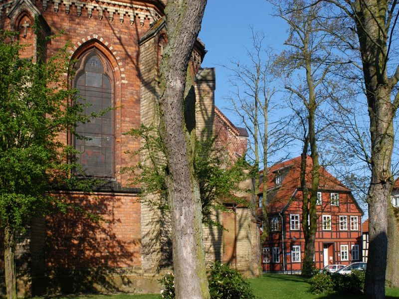 Georgenkirche Waren
