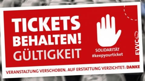 Keep your ticket