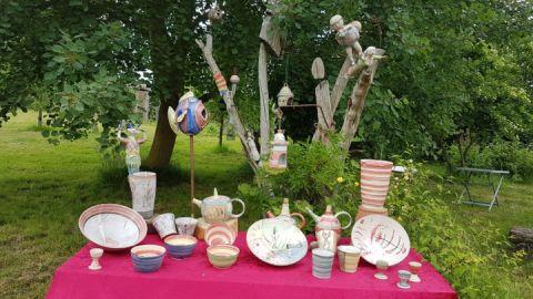 Under-Ton-Keramik - Uwe Lawall