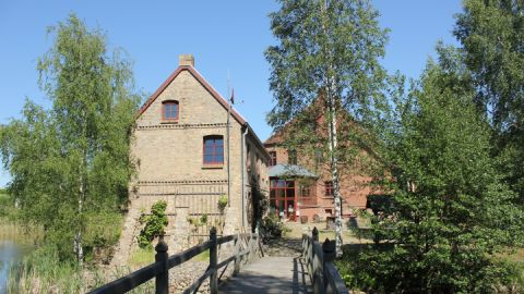 Wasserburg Liepen