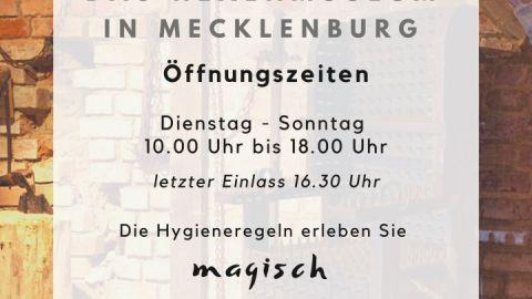 Das Hexenmuseum in Mecklenburg
