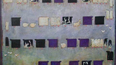 Katharina, 60 x 100, 1000 Euro