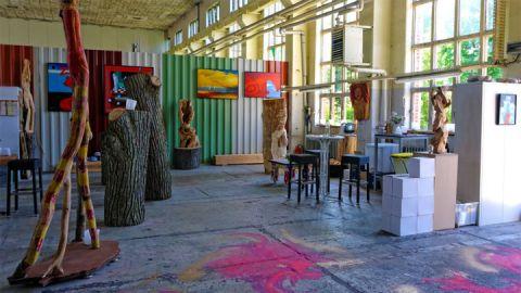 Künstlergemeinschaft Neubrandenburg - KunstOffen