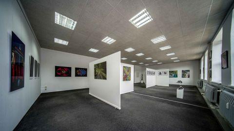 Kunstraum RWN, Halle 14