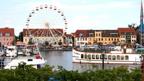 Müritz Sail - Maritimes Fest