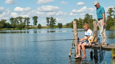 Familienurlaub - Mecklenburgische Seenplatte