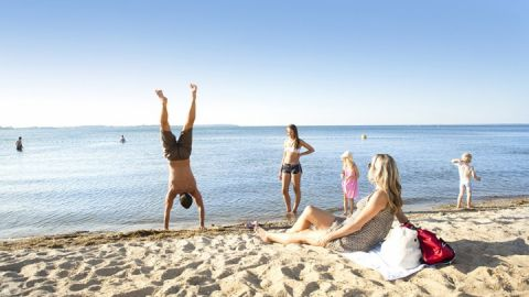 Strand und Sand – Ferienpark Müritz