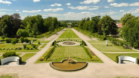 Schlossgarten Neustrelitz