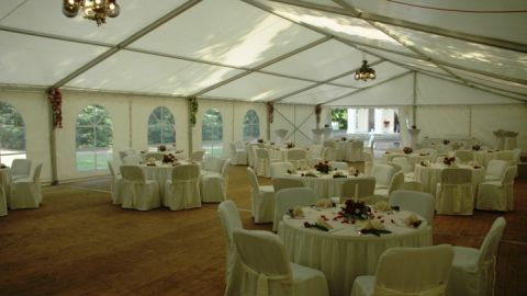 Hochzeit auf Belvedere