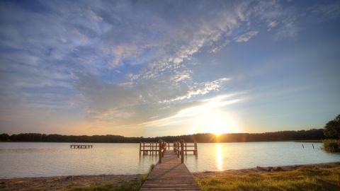 Badestelle – Ferienpark Mirow