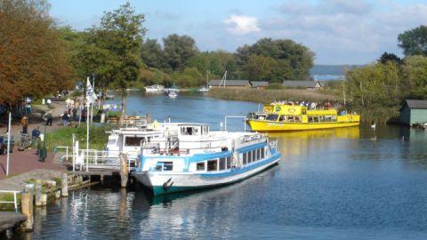 Plauer Seeschifffahrt