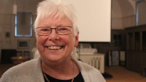 Dr. Helga Wagner ist die Kuratorin der Filmreihe.