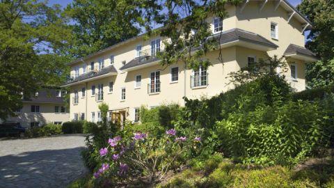 Haupthaus, FerienResidenz MüritzPark
