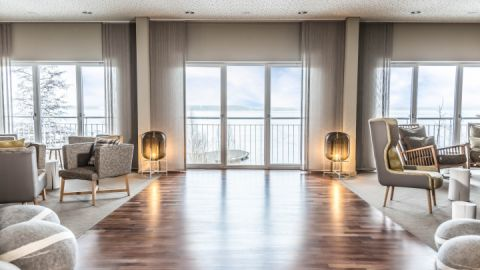 Welcome-Lounge - TUI BLUE Fleesensee
