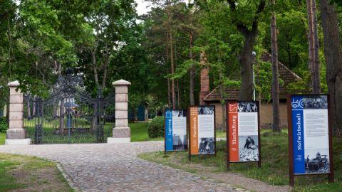 Ansicht Eingang 1