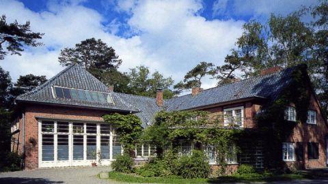 Atelierhaus Ernst Barlachs, erbaut 1930/ 31