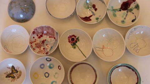 Dana Jeschke, Porzellan- und Keramik