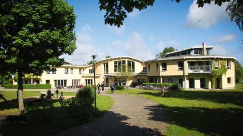 Moderne Jugendherberge direkt an der Mecklenburgischen Kleinseeplatte