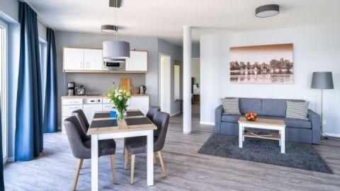 Apartment - Müritzpalais Aparthotel (Mai 2018)