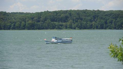 Fahrgastschifffahrt auf dem Tollensesee
