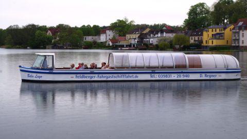 """Neu in unserer Flotte ist die FMS """"Bella del Lago"""""""