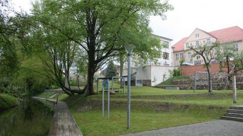 Fisch Kanu Pass Fürstenberg: Wasserwanderrastplatz