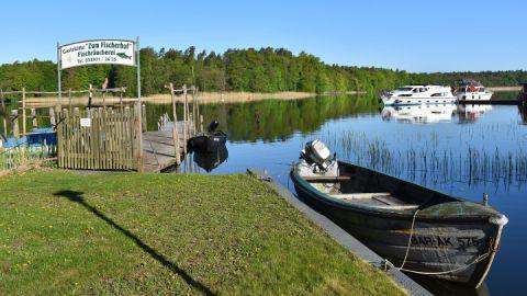 Fischerhof - Le Boat Hausboote